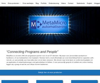 Metamicro Development