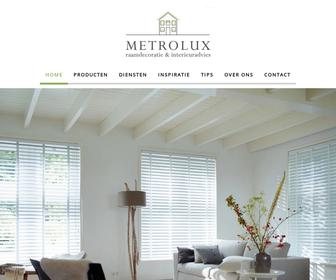 Metrolux Raamdecoratie & Interieuradvies