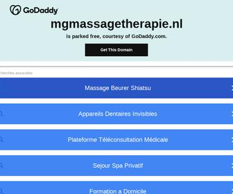 MG massagetherapie