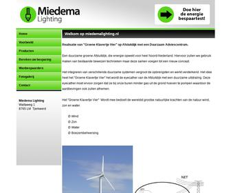 http://www.miedemalighting.nl