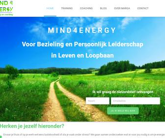 mind4energy, coaching, counseling en training, voorl.
