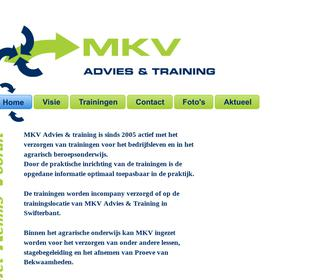 M.K.V. Advies & Training
