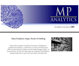 MP Analytics B.V.