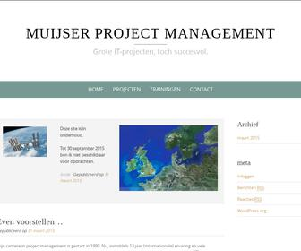 Muijser project- en interimmanagement