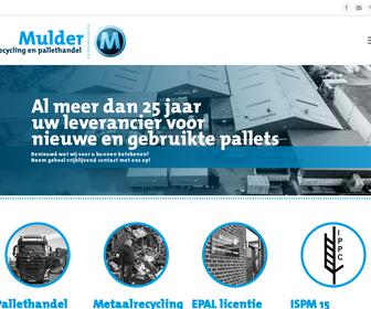 Mulder Recycling & Pallethandel
