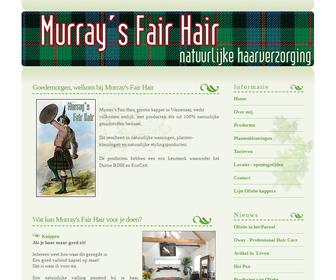 Murray's Fair Hair