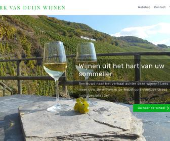 MVD wines, food and gardens