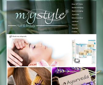 M'Y Style hair & beauty