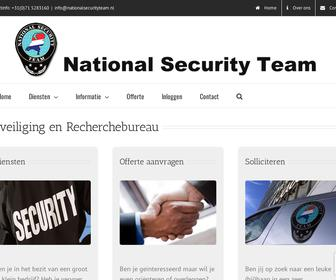 National Security Team