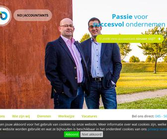 ND Accountants en Belastingadviseurs