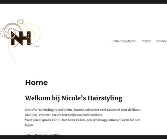 http://www.nicoles-hairstyling.nl