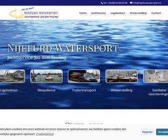 Nijefurd Watersport