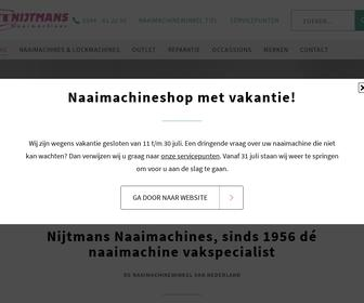Nijtmans Naaimachines