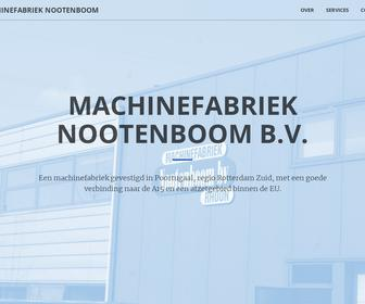 Machinefabriek Nootenboom B.V.