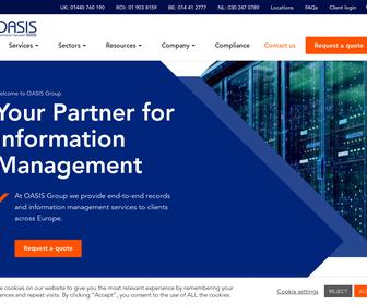 Oasis Data & Document Management Netherlands B.V.