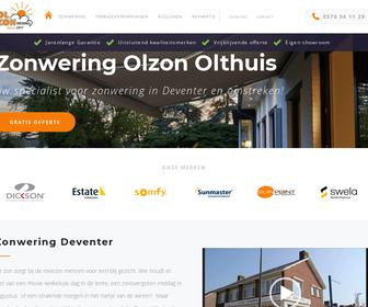 Olthuis Zonwering