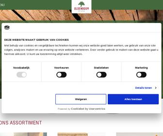 Oldenboom Hout en Plaat