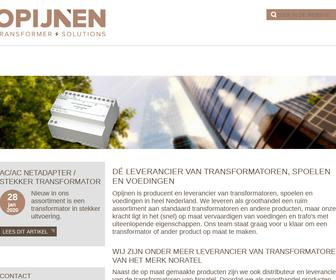 Opijnen Transformer Solutions B.V.