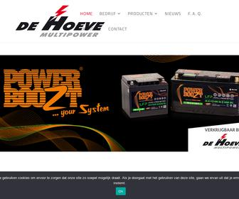 De Hoeve Multipower B.V.