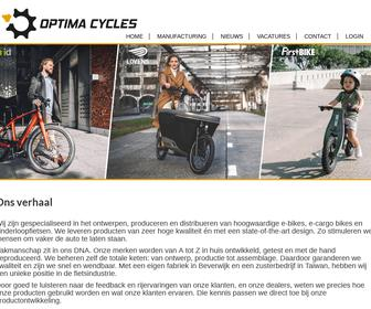 Optima Cycles B.V.