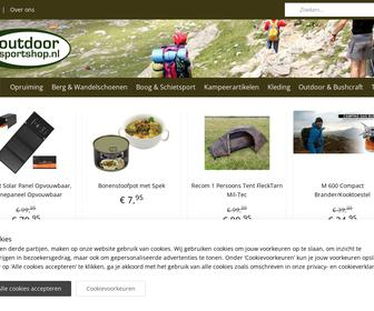 http://www.outdoorsportshop.nl