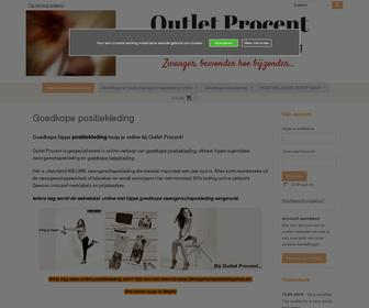 Outlet Procent Positiekleding