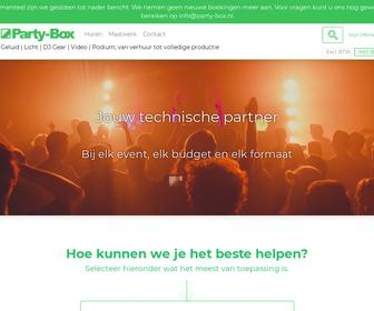 Party-Box.nl