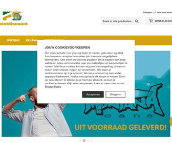 http://www.paintdiscount.nl