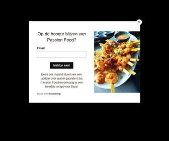 http://www.passion-food.nl