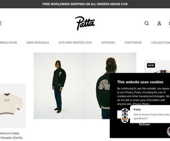 Patta Exclusive Sneakers B.V.