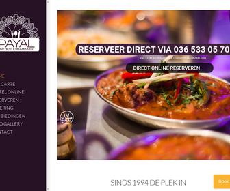 Indiaas Restaurant Payal