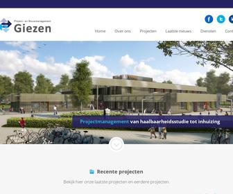 Project- en Bouwmanagement Giezen B.V.