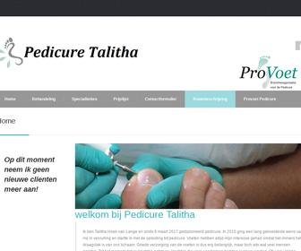 http://www.pedicuretalitha.nl