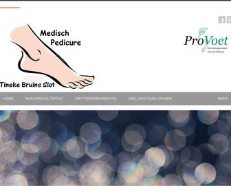 http://www.pedicuretineke.nl
