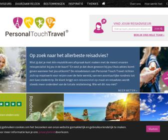 Firma De Travelmanagers H.O. Personal Touch Travel