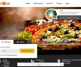 http://www.pizza4you.nl