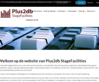 Plus2db licht, geluid en entertainment
