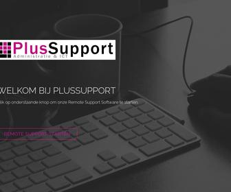 PlusSupport