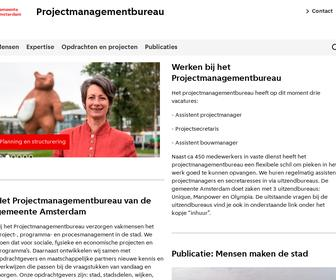 ProjectManagement Bureau