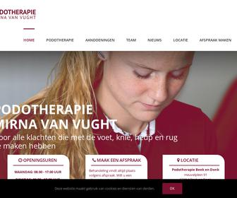 Podotherapie Mirna van Vught