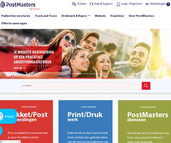 http://www.postmasters.nl