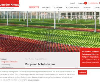Van der Knaap Group of Companies Holland Potgrond