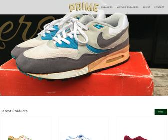PRIME sneakers & consignment