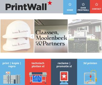 PrintWall - printservice met personal touch