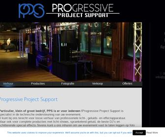 Progressive Project Support