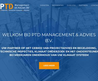 PTD Management en Advies B.V.