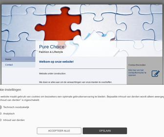 http://www.pure-choice.nl