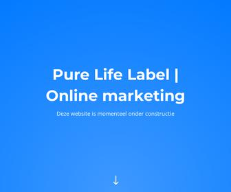 Pure Life Label