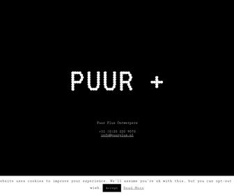 Puur Plus Projects B.V.