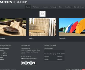 Raffles Outdoor Furniture